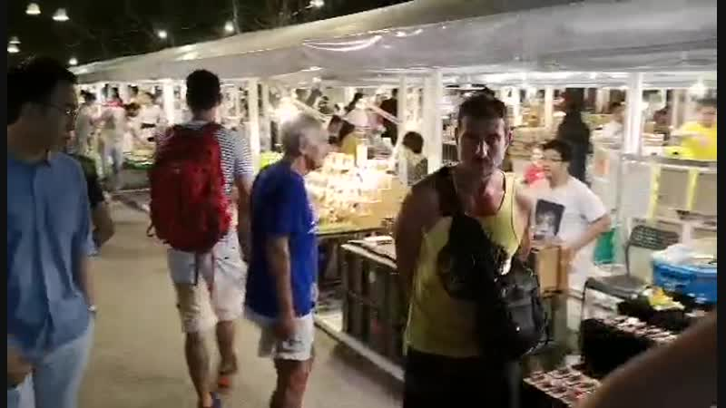 Hua hin cicada market