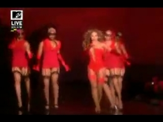 Beyonce Sweet Dreams Live at MTV Europe Music Awards 2009 Berlin HQ