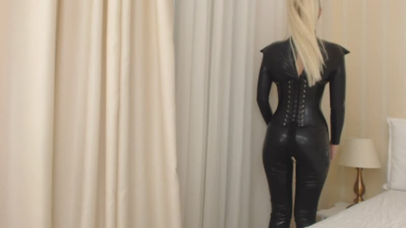 Latex Catsuit and
