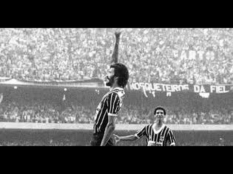 Osmar Santos - Sócrates e seus gols decisivos em 1983