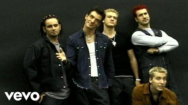 N Sync - Ill Never Stop