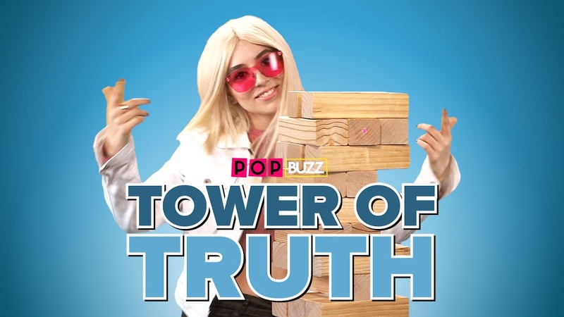Ava Maxs story about Katy Perrys boobs is WILD | Tower of Truth - PopBuzz Meets