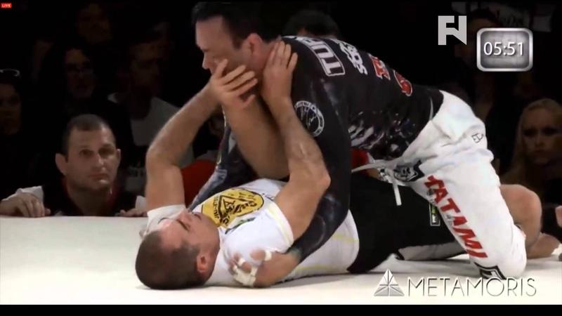 5 Rounds Robin Breaks Down Eddie Bravo vs. Royler Gracie from Metamoris 3