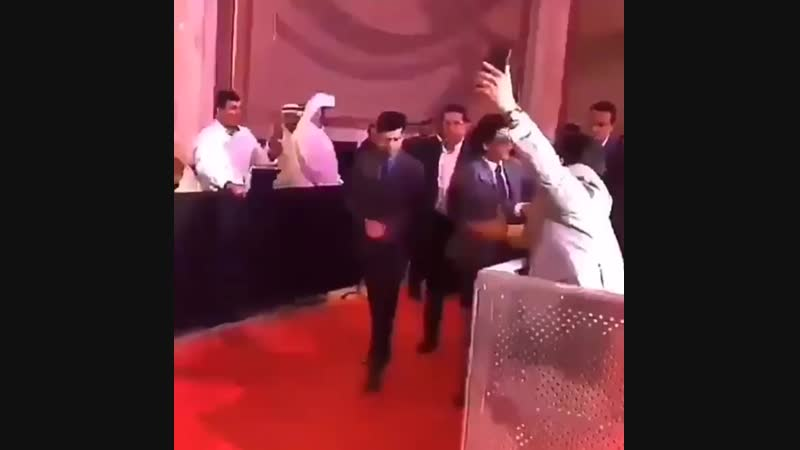 Шахрукх сегодня на на мероприятии Kalyan Jewellers в Дубае - 1