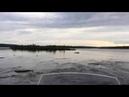 Аэролодка Пиранья 2. Поднимаемся вверх по реке. Июль 2017г ч.2