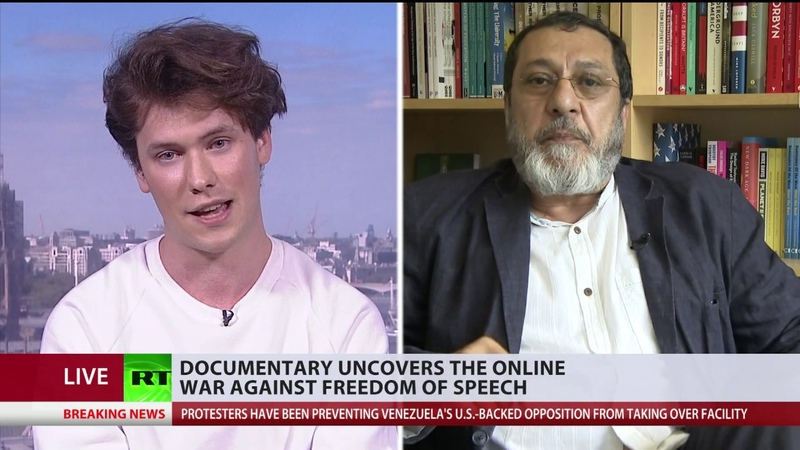 Documentary uncovering the online war against freedom of speech sparks DEBATE