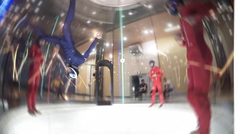 Dragon screenviper training (Leo Volkov Chinese team)