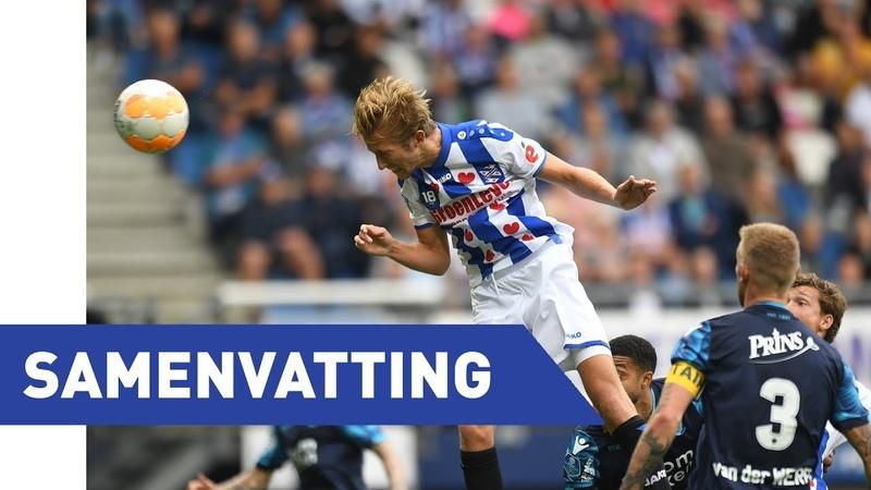 Samenvatting sc Heerenveen - Vitesse (18-19)