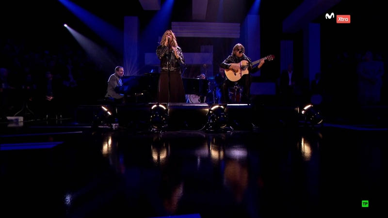 Jools Holland feat. Jose Feliciano Rita Wilson - You're So Cold (Later... with Jools Holland 51-06 - 2017-10-31)