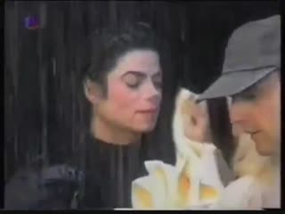 Michael Jackson - Making of ''Stranger in Moscow'' Rare