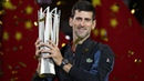 Highlights Unbreakable Djokovic Wins Record Fourth Shanghai Title