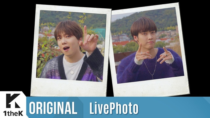 LivePhoto: Lee Hong Gi - COOKIES (with J.DON (Seung Hyub) of N.Flying)