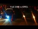 VAZ 2108 vs OPEL CORSA B