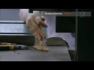Струны электрогитар из газовых баллонов ( Сделано из вторсырья )