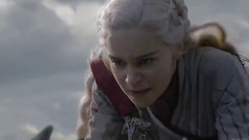 Game Of Thrones 8x04 Euron Ambush Daenerys Rhaegal Death Scene (video full under the description