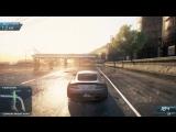 NFS Most wanted 2012 Вступительный ролик и поездка до первой машины