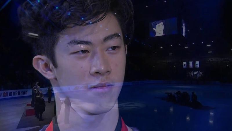Men Victory Ceremony -- Grand Prix Final 2018