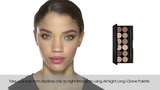 Sleek MakeUP Палетки теней i-Divine 430 A New Day и 429 All Night Long