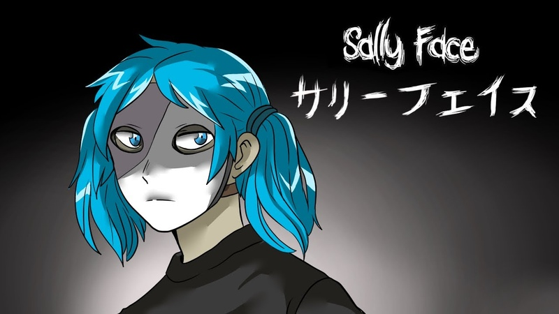 Sally Face but it's an Anime OP