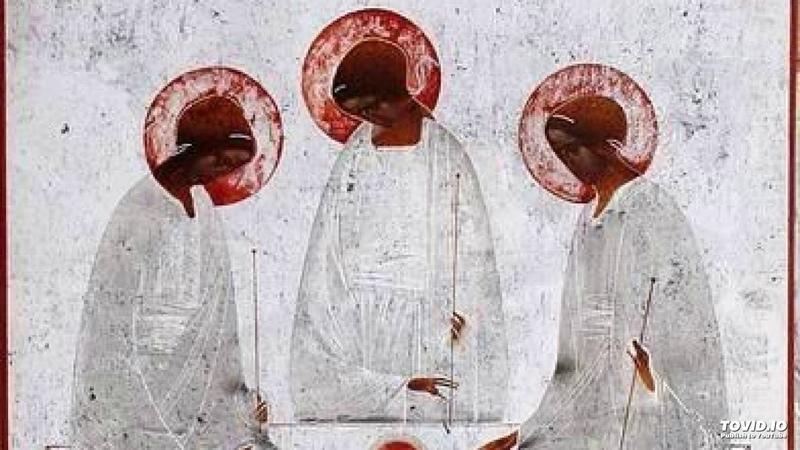 В Полевая Пресвятая Троице