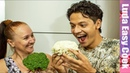 МОМЕНТАЛЬНАЯ ЗАКУСКА маринованная острая цветная капуста и брокколи закуска из цветной капусты