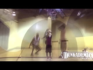 Chris staples _ amazing dunks