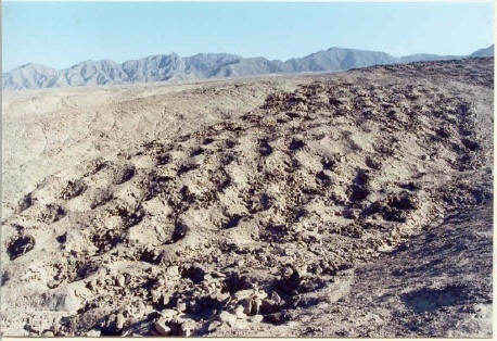 Полоса отверстий в Перу
