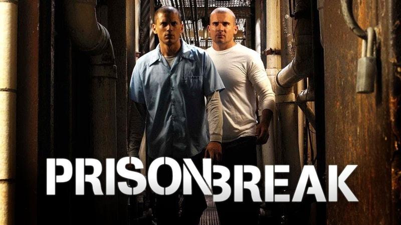 Заставка к сериалу Побег Prison Break Opening Credits