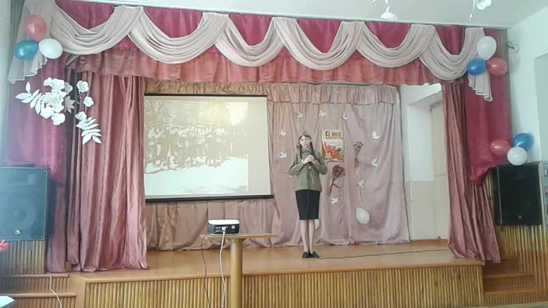 Валентина Шелухина - Это просто война (7.05.2019)