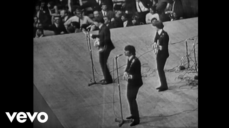 The Beatles - A Hard Day's Night (Live in Paris 1965)