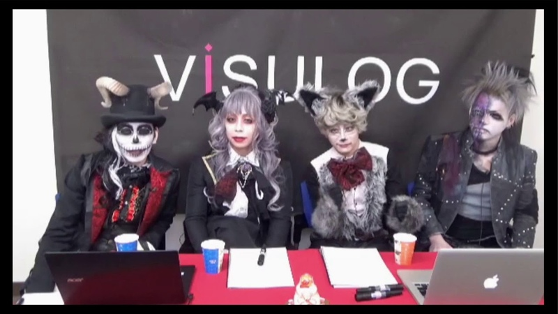 2018.01.12放送 「新春!Leetspeak monsters」(ViSULOGチャンネル)