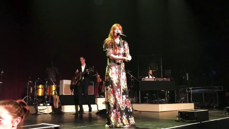 100 Years - Florence and the Machine (Victoria Theatre, Halifax 5/5/18) - HD - New Song
