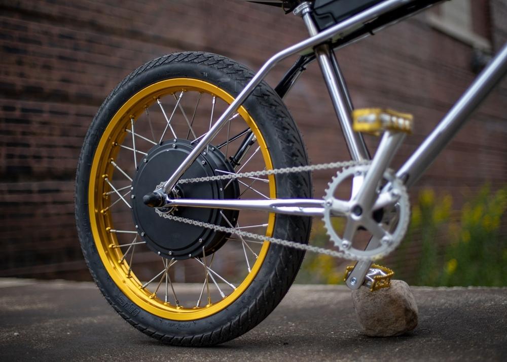Электровелоцикл ZOOZ One