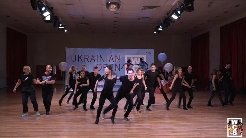 Bootcamp by Marina Motronenko Pavel Katunin UA Open 2018 WCS