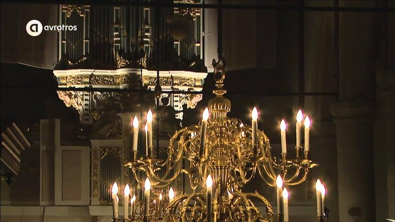 J S Bach Actus Tragicus Musica Amphion en Gesualdo Consort Amsterdam deel 1