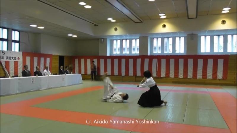 合気道山梨養神館(Aikido Yamanashi Yoshinkan)