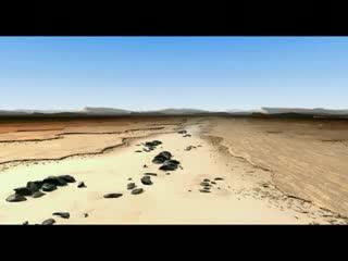 La Mort de Tau_Смерть кита_Boulbes_2001 (мультфильм, 3D-анимация)