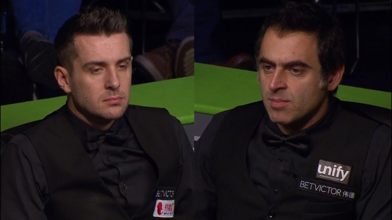 Ronnie O'Sullivan Mark Selby S F ᴴᴰ Short Form