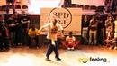GFTV Batalha Urbana 2011 Jurado de Hip Hop Buddha Stretch