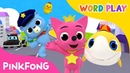 Polar Bear to ABC Baby Shark and More Compilation Word Play Pinkfong Songs for Children