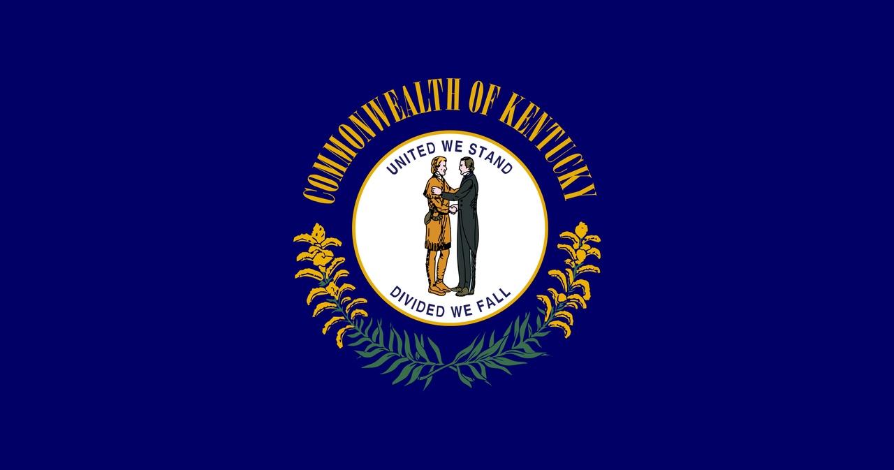 Флаг Кентукки