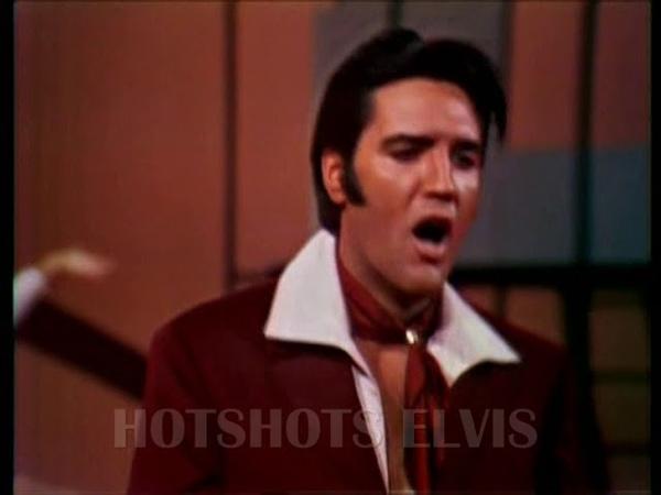 Saved (new remake) Elvis Presley HOTSHOTS ELVIS