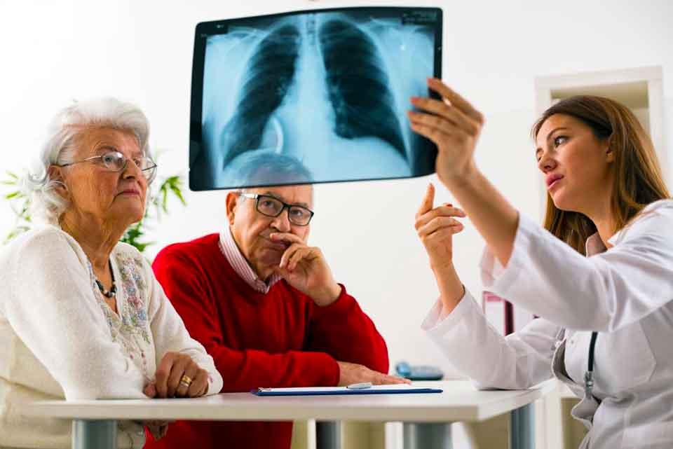 Ревматоидный артрит легких