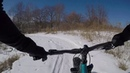 Primo Groomed Snow Fat Biking Camrock Madison WI GOPR4336