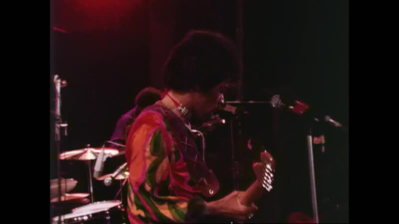 Jimi Hendrix - Spanish Castle Magic 3 (1970 at the Isle of Wight )