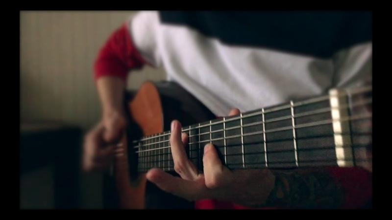 Банда (ТИМАТИ) - Плачут Небеса || Fingerstyle Guitar Cover