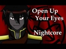 Open up your eyes - animation - Creepy Argen