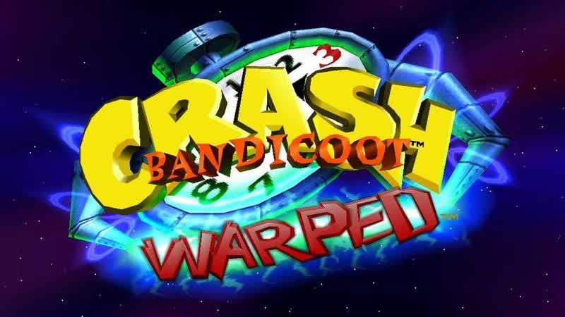 Crash Bandicoot N. Sane Trilogy (Crash Bandicoot 3: Warped)