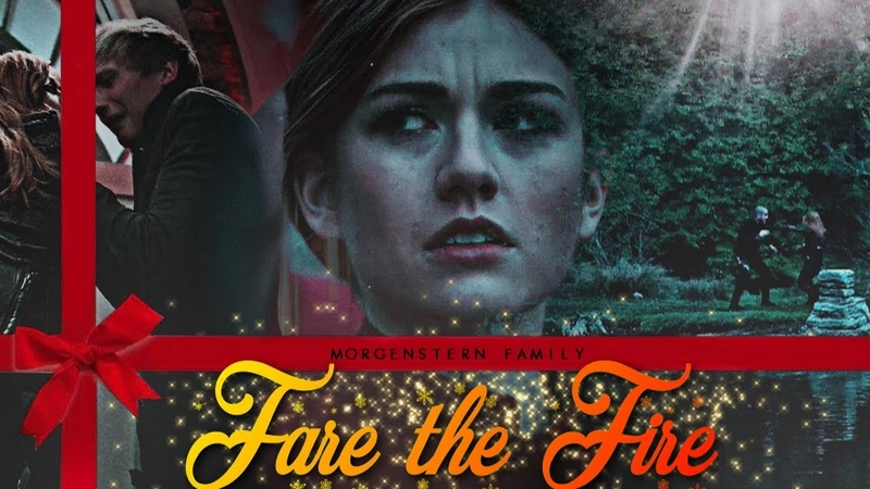 Morgenstern Family ➰ Fare the Fire {Day 9} │ SaveShadowhunters