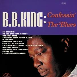 B.B. King альбом Confessin' The Blues
